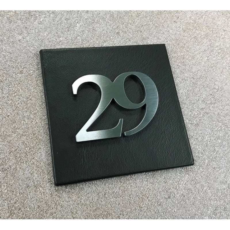 plaque numero maison design numero maison design plaques maill es rue num ro fabricant en. Black Bedroom Furniture Sets. Home Design Ideas