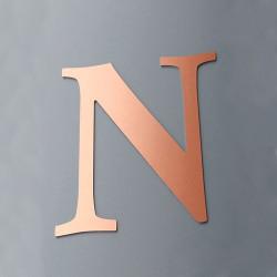 Lettres Cuivre - Personnalisation en ligne