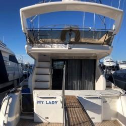Design Big John - Enseigne pour bateaux - Hauteur de 5 à 100cm - Finition poli miroir ou brossé