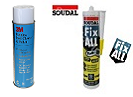 Solution inox fixation inox