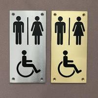 - Inox brossé ou laiton brossé?- Plaque évidée ou avec fond inox thermolaqué?- Plaque ou pleine masse?Nous réalisons la signalétique à votre image et selon vos goûts tout en vous apportant notre conseil 🙂A bientôtGilles https://signaletique-inox.fr#inox #laiton #signaletique #pictogramme #pmr #toilettes #pictotoilettes #lacier #signaletiqueinox